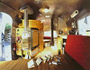 Airstream trailer Custom interior designed and built by Paul Welschmeyer